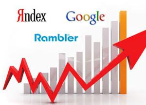 Яндекс, гугл, рамблер